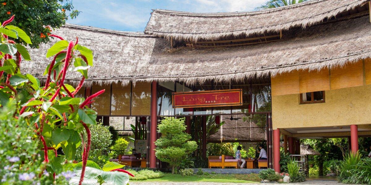 target market for bamboo village